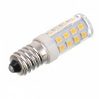 JRLED E14 5W destacan el bulbo blanco caliente 3200K 400lm 27-5730 SMD (3PCS)