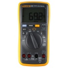 FLUKE 18B+ Auto Digital Multimeter With LED TEST - Yellow + Gray
