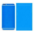 Matte PET Back Protector Guard Film for IPHONE 6 / 6S - Royalblue