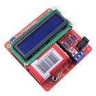 DIY LCR ESR PWM Graphics Version Transistor Tester + Matching Case Kit