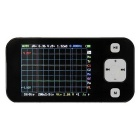 "DSO201 2.8"" TFT LCD Portable Pocket Digital Oscilloscope - Black"