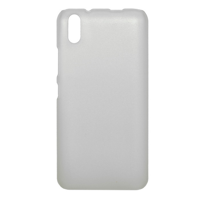 Protective Matte ABS Case for Ulefone Paris - Transparent Grey