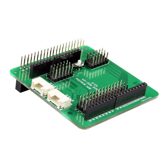 Raspberry pi to arduino expansion board v free