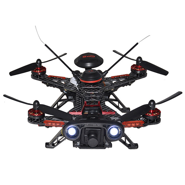 Walkera Runner 250 Advance 7CH R/C Quadcopter w/GPS DEVO 7 - BlackR/C Airplanes&amp;Quadcopters<br>Form  ColorDark red + BlackModelRunner 250 AdvanceMaterialCarbon fiberQuantity1 DX.PCM.Model.AttributeModel.UnitShade Of ColorRedGyroscopeYesChannels QuanlityOthers,7 DX.PCM.Model.AttributeModel.UnitFunctionUp,Down,Left,Right,Forward,Backward,Stop,Sideward flightRemote TypeRadio ControlRemote control frequency2.4GHzRemote Control Range1000 DX.PCM.Model.AttributeModel.UnitSuitable Age Grown upsCameraYesCamera PixelOthers,1080PLamp YesBattery TypeLi-polymer batteryBattery Capacity2200 DX.PCM.Model.AttributeModel.UnitCharging Time1-2 DX.PCM.Model.AttributeModel.UnitWorking Time10-13 DX.PCM.Model.AttributeModel.UnitRemote Controller Battery TypeOthers,11.1V 2200AMH/ 8 x AA dry cellsRemote Controller Battery Number1Remote Control TypeWirelessModelMode 2 (Left Throttle Hand)Packing List1 x Runner 250 Advance (main x 1, 4 blade x, tools (1)1 x DEVO 71 x Backpack1 x Runner250 (R) - Z - 15 miniature camera (1920 x 1080p / 60 FPS)1 x Runner250 (R) - Z - 165.8G mushroom antenna1 x Runner 2500(R) - Z - 19OSD1 x (5 # 4 - Z - 23 US plug charger, cable 120mm+/-2cm, output voltage: 12V)1 x lithium battery (11.1 V 2200 mAh)1 x manual (in English)1 x CD1 x Transmission cable(180+/-2mm)<br>