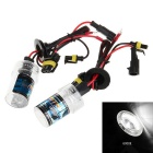 H1 12V 35W 6000K White Light HID Xenon Lamp for Car / Motorcycle (2PCS)