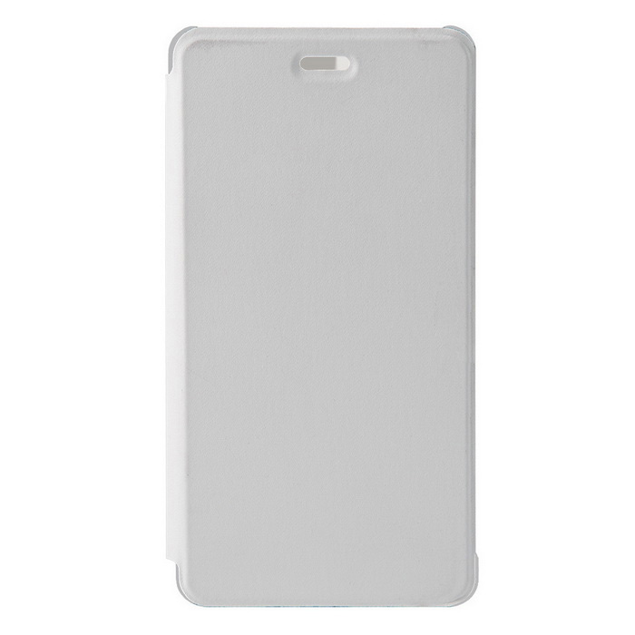DOOGEE PU + Plastic Back Cover Case for DOOGEE X5 / X5 Pro - White