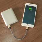 CARVE MFi 8Pin Lightning Data Cable for IPHONE / IPAD - Golden (20cm)