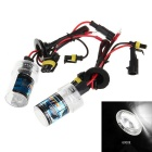 H1 12V 35W White Light HID Xenon Lamp for Car / Motorcycle (2PCS)