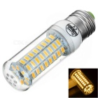 E27 6W LED Corn Lamp Warm White 3000K 470lm 72-SMD 5730 (AC 220~240V)
