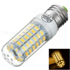 E27 6W LED Corn Lamp Warm White 3000K 464lm 69-SMD 5730 (AC 220~240V)