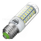 E27 5W LED Corn Lamp Cold White 6000K 400lm 56-SMD 5730 (AC 220~240V)