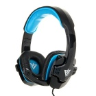 VYKON ME333 Professional Gaming USB Computer Headphone w/ Mic / Volume Control