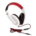 Ovleng X13 3.5mm Audio Stereo Headphone w/ Mic for Phone / IPOD / PC