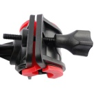 "Ismartdigi iS-S031 Bike Stand Mount for 4.3~6.3"" Phone - Black + Red"