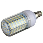 E14 18W LED Corn Bulb Lamp White Light 6000K 1650lm 126-SMD 2835 ( AC 220~240V )