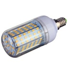E14 18W LED Corn Bulb Lamp Warm White Light 3000K 1650lm 126-SMD 2835 ( AC 220~240V )