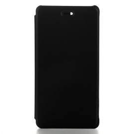 DOOGEE PU + Plastic Back Cover Case for DOOGEE X5 / X5 Pro - Black