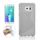 Angibabe Back Case for Samsung Galaxy S6 Edge Plus G9280 - Grey
