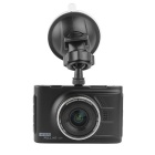 "3"" TFT 1080P Full HD CMOS 170' Wide-Angle 3MP Car DVR Video Recorder Camera w/ WDR Function - Black"