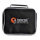 Aetertek Dog Shock Collar 600 Yard Auto Anti-Bark Training Aid - Black