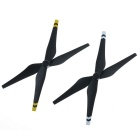 HJ Replacement Quick-Release Propellers for DJI - Black (2Pairs)