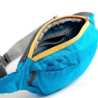 Wind Tour Sports Water Resistant Waist Bag w/ Adjustable Strap - Blue