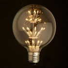 YouOKLight E27 G80 3W 47-LED Decorative Bulb Warm White 3000K 130lm