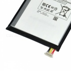 4000mAh Built-in Battery Panel for Samsung Galaxy Tab 3 8.0 - White