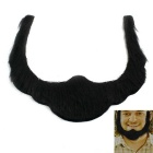Holiday Role Play Interesting Plush Beard - Black