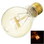 E27 40W 3500K Tungsten Filament Bulb Lamp Warm White Light 600lm