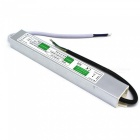 FS-12V-36W Waterproof External LED Power Supply - Silver (110~250V)