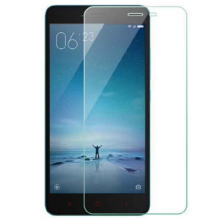 TOCHIC Tempered Glass Front Screen Guard Film for Xiaomi Redmi 2 Pro - Transparent