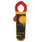 "FLUKE F319 1.6"" LCD Digital Clamp Meter - Yellow + Red"
