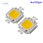 YouOKLight® 2PCS DIY 10W 900lm 900mA 3500K Warm White Light Integrated LED Module (9-12V)