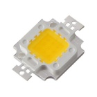 2PCS DIY 10W 3500K luz branca quente módulo LED integrado