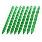 NatureHike Outdoor Camping Aluminum Alloy Tent Peg Ground Spike Nail Stake - Green (8pcs)