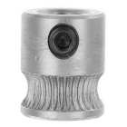 MK8 Extruder Gear Wheel for Makerbot Reprap 1.75mm Filament / 3.0mm Nozzle 3D Printer - Silver