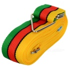 Luggage / Suitcase Belt Strap Set w/ Zinc Alloy Fixing Buckle