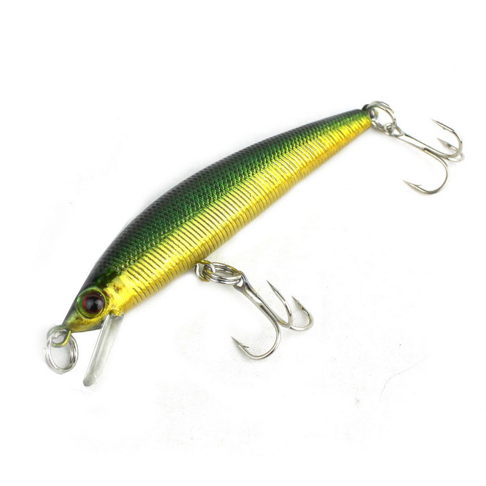 Fish Syle Fishing Lure Bait Hook - Green + GoldenFishing Baits<br>Form  ColorSilver + Black Quantity1 DX.PCM.Model.AttributeModel.UnitMaterialPlastic + stainless steelFishing Site River,Pool,Sea,Sea Boat Fishing,Reservoir,Stream,PondFishing Line TypeN/AFishing Line CapacityN/ACable Length0 DX.PCM.Model.AttributeModel.UnitLine Diameter0 DX.PCM.Model.AttributeModel.UnitPacking List1 x Hook<br>