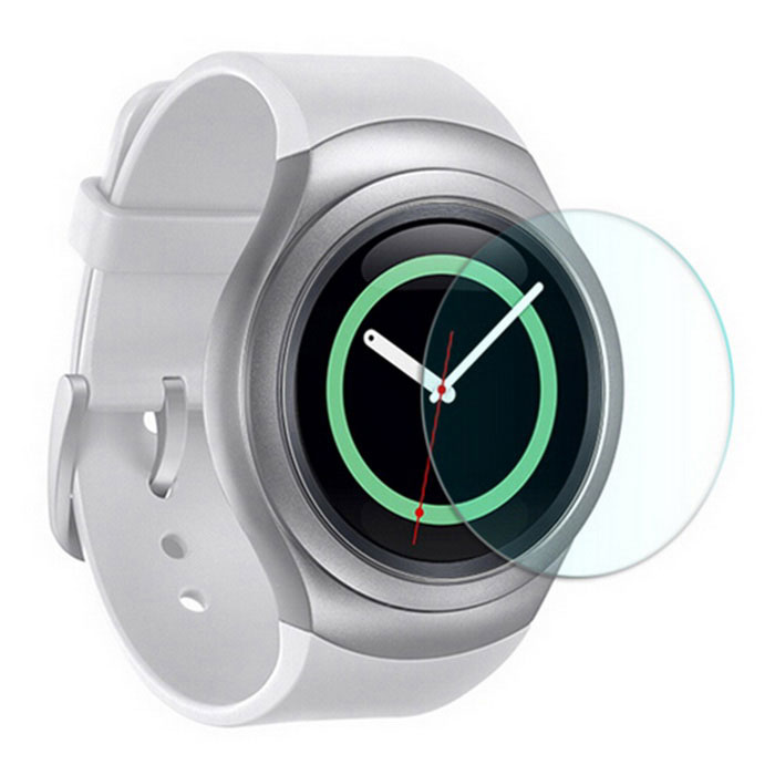 Anti-Glare Glass Screen Protector for Samsung Gear S2 - Transparent