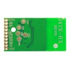 2.4G Wireless Switch Remote Kit 6-Channel Receiver Module