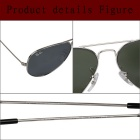 Ray-Ban RB3025 W3277 58M Series UV400 Protection Sunglasses - Silver