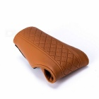 Car PU Gear Shift Knob Shifter Cover Sleeve Pad Case - Brown