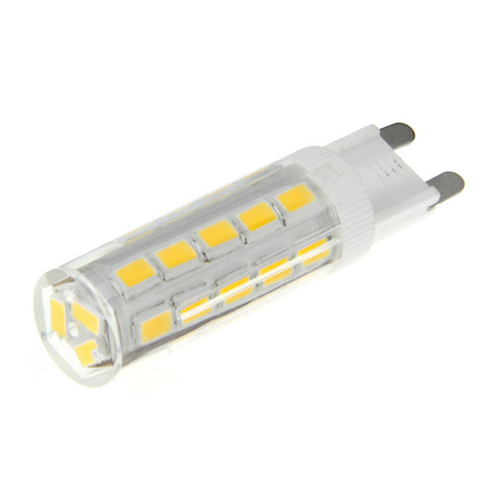 Ultrafire G9 7W LED Light Lamp Warm White 3000K 840lm 33-SMD 5730
