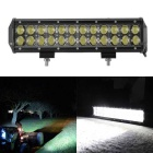 120W 24-LED Offroad Car Light Bar Working Lamp Flood White Light 10200lm (DC 10~30V)