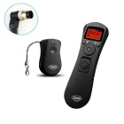 LCD Wireless Time Lapse Intervalometer Remote Control Timer Shutter Release for Nikon D800 D700 D300