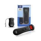 LCD Time Lapse Remote Control Timer Shutter Release for Nikon D800