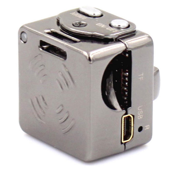 hd 720p mini dice camera
