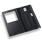 Samsung ABS Case w/ Viewing Window for Samsung Galaxy Note 3 - Black
