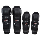 PRO-BIKER Outdoor Cycling Protective Kneepads Elbowpads - Black